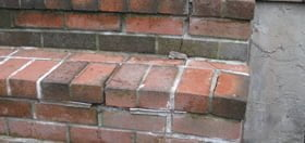 Are your Brick Steps showing signs of Age?
