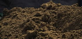 What is Screened Loam?