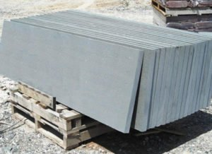 14″ Bluestone Treads Per Square Foot