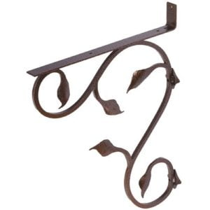 125 Iron Mailbox Bracket – Copper
