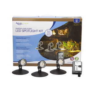 Garden & Pond LED Spotlight Kit