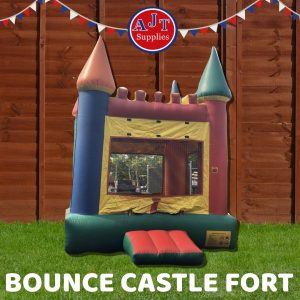 Bounce Castle Fort
